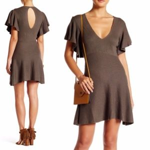 NWT Free People Cozy Nights Sweater Dress Small